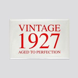 VINTAGE 1927 aged to perfection-red 300 Magnets
