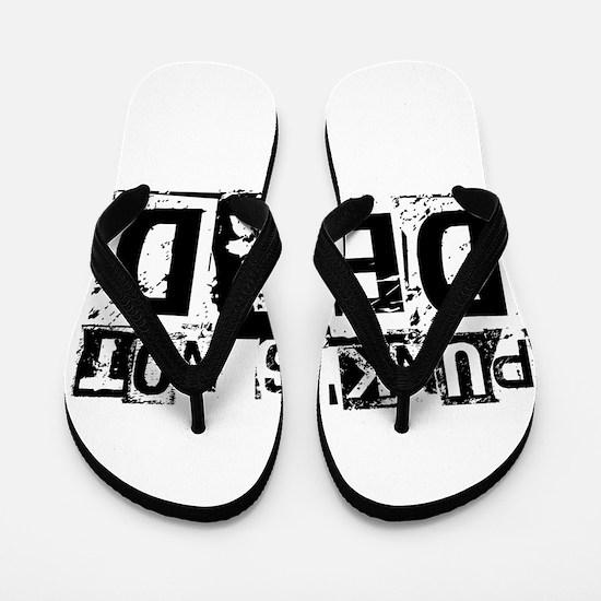 Punk Flip Flops