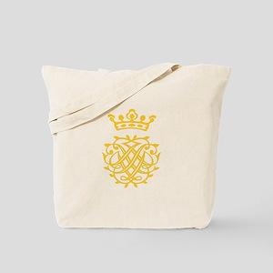 JS Bach Symbol Tote Bag