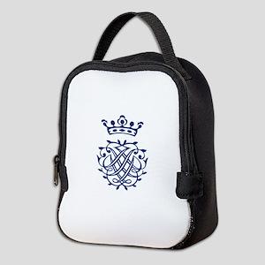 Bach's Symbol Neoprene Lunch Bag
