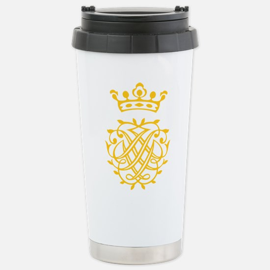JS Bach Symbol Travel Mug