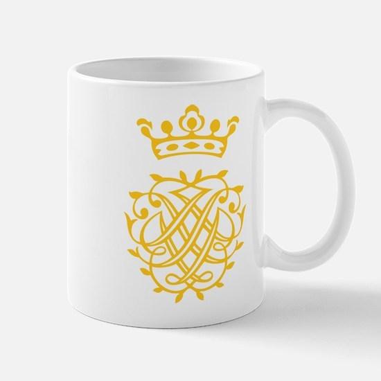 Js Bach Symbol Mugs