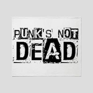 Punk Throw Blanket