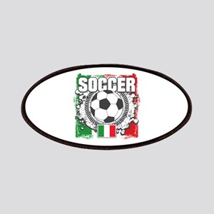 Soccer Italy Patch