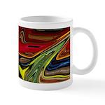 Native American War Paint 11 oz Ceramic Mug
