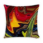 Native American War Paint Everyday Pillow