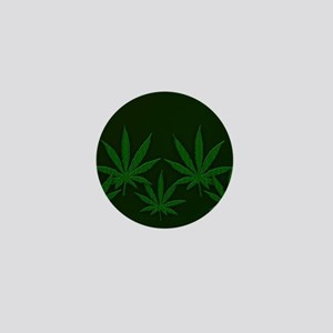 Weed Mini Button (10 pack)
