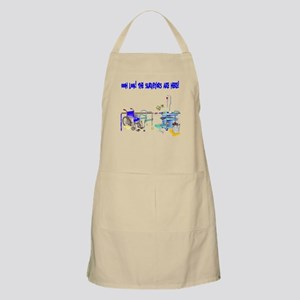 It's Survey Time BBQ Apron