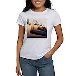 Basketball Hoop Silhouette Women's T-Shirt