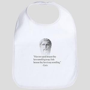 Quote By Plato Bib