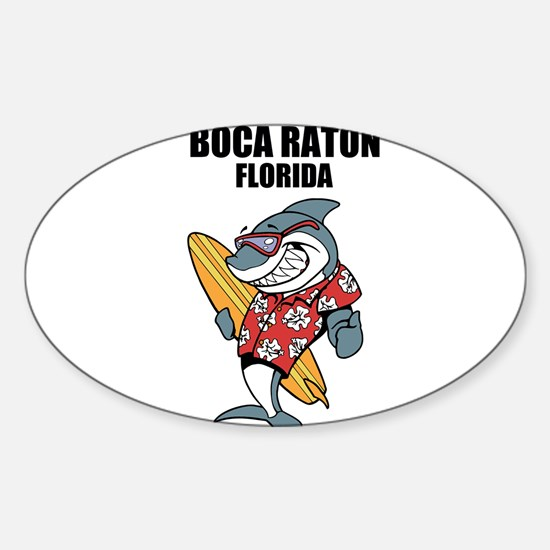Boca Raton, Florida Decal