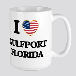 I love Gulfport Florida Mugs