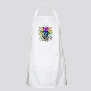 Octopus Psychedelic Luminescence Apron