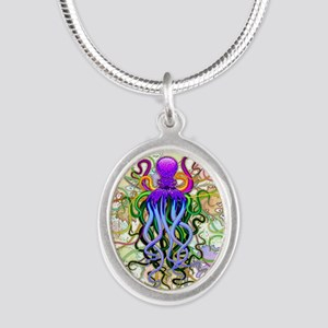 Octopus Psychedelic Luminescence Necklaces