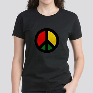 Rasta Ban the Bomb T-Shirt