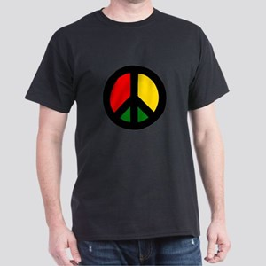 Rasta Ban the Bomb T-Shirt