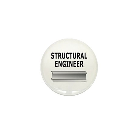 Structural Engineer Mini Button (100 pack)