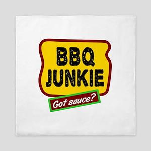 BBQ Junkie Queen Duvet