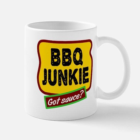 BBQ Junkie Mugs