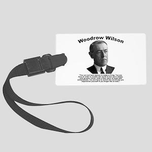Wilson: Errand Large Luggage Tag
