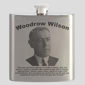Wilson: Errand Flask