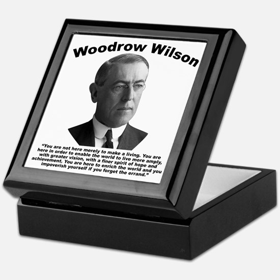 Wilson: Errand Keepsake Box