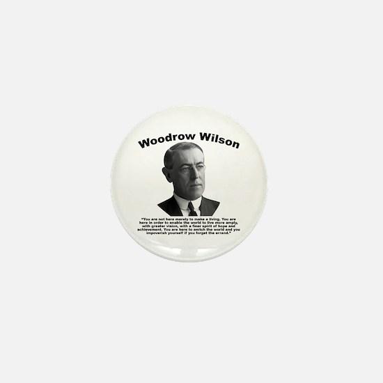 Wilson: Errand Mini Button