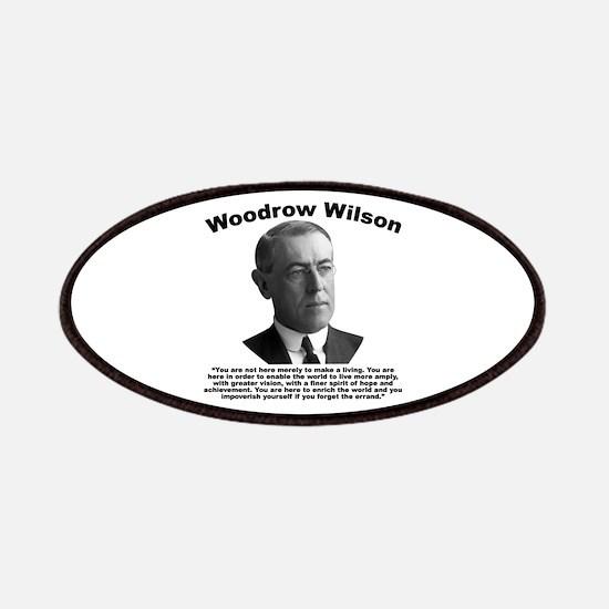 Wilson: Errand Patch
