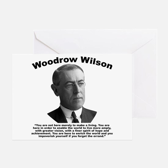 Wilson: Errand Greeting Card