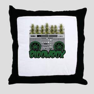Bloombox Throw Pillow