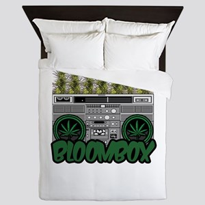 Bloombox Queen Duvet