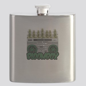 Bloombox Flask
