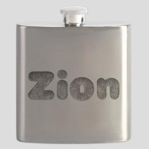 Zion Wolf Flask