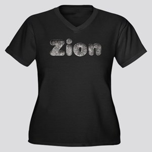 Zion Wolf Plus Size T-Shirt