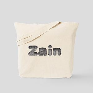 Zain Wolf Tote Bag