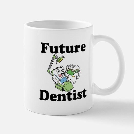 Future Dentist Mugs