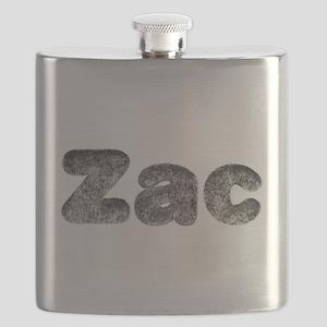 Zac Wolf Flask