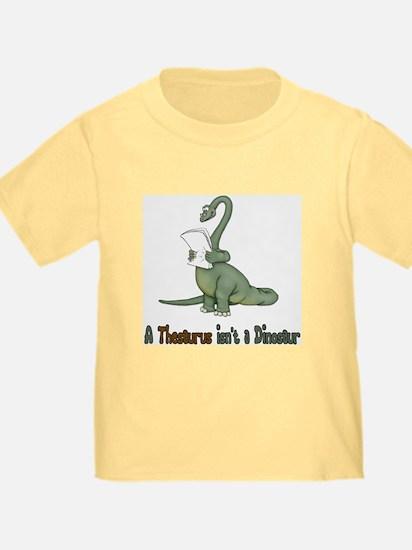 Thesaurus Dinosaur T