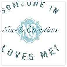 Someone In North Carolina Poster