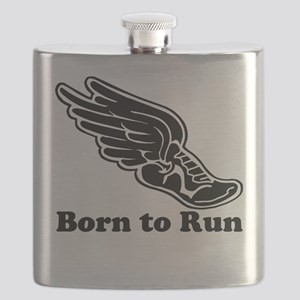 Born to Run Flask