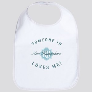 Someone In New Hampshire Bib