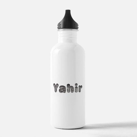 Yahir Wolf Water Bottle