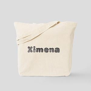 Ximena Wolf Tote Bag