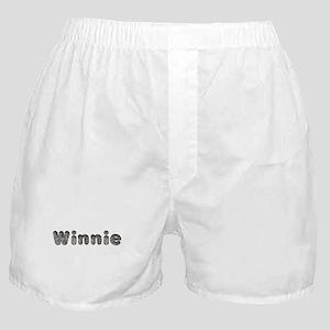 Winnie Wolf Boxer Shorts