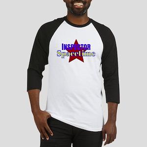 Inspector Spacetime Baseball Jersey