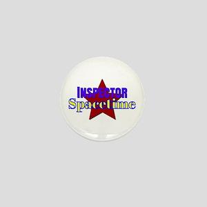 Inspector Spacetime Mini Button