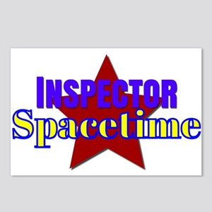 Inspector Spacetime Postcards (Package of 8)