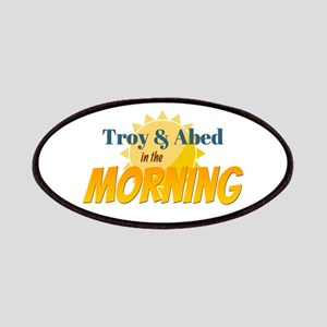 Troy and Abed in the morning Patch
