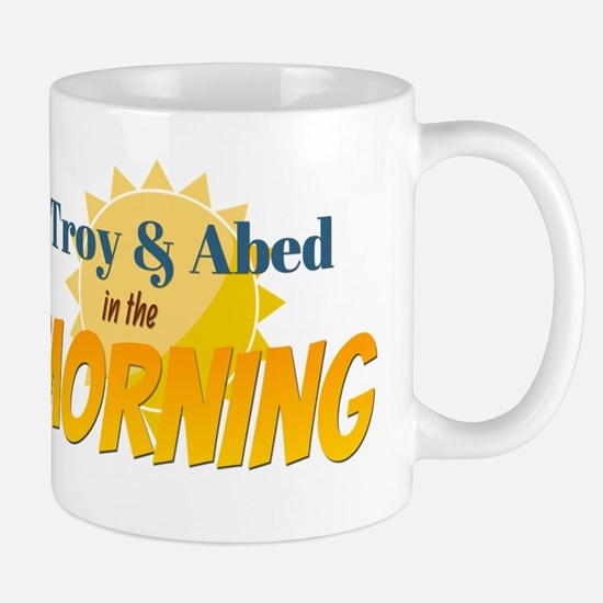 Troy and Abed in the morning Mugs