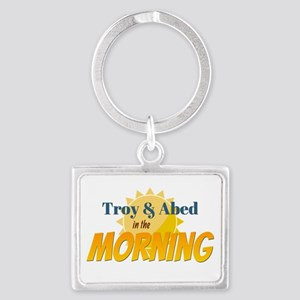 Troy and Abed in the morning Keychains